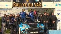 Championnat de France des Rallyes - Rallye du Var - Etape 3 : David Salanon en patron !