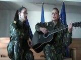 Impresionant! Cum vi se par vocile celor doua fete din Armata Română.
