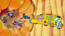 Le Bus Magique - Pression ! Pression ! - Episode 2 HD