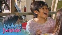 Walang Iwanan: Boy feeds his siblings