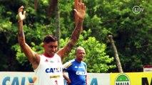 César Martins faz balanço da temporada e promete conquistar a torcida rubro-negra