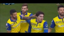 1-0 Alberto Paloschi Goal Italy  Serie A - 29.11.2015, ChievoVerona 1-0 Udinese Calcio