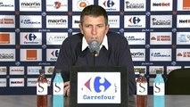 Gazélec Ajaccio 1-1 FC Lorient : les réactions de T. Laurey & S. Ripoll