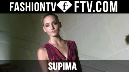 First Look at the Supima Spring 2016 Runway Show Backstage in Paris | FTV.com