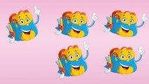 Çocuk Şarkıları 2015 - Tembel Çocuk Kalksana - Çocuk Şarkısı