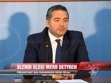 Blendi Klosi merr detyrën - News, Lajme - Vizion Plus