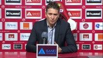 Foot - L1 - SRFC : Montanier «Je suis déçu de la prestation»