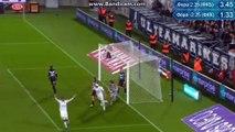 Girondins Bordeaux - SM Caen 0-3 Carrasso Owngoal
