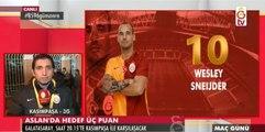 Kasımpaşa-Galatasaray maç öncesi son bilgiler (GS TV - 29 Kasım)