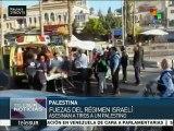 Israel mata a un hombre y confisca equipo de radio palestina