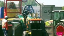 Funny Tractor Accident - Tractor Crash Compilation -- Lol And Funny Video