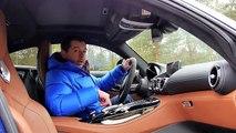 (PL) Mercedes AMG GT test i pierwsza jazda próbna