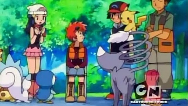509 Pokemon A Stand Up Sit Down!