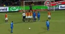 Andres Guardado Goal - Go Ahead Eagles vs PSV Eindhoven 2015 - Gol De Andres Guardado