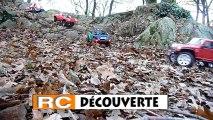Sortie Modélisme Rc Scale Trial Crawler 4x4 Tout terrain Nantes Sud Gorges 44 Loire Atlantique Grand Ouest