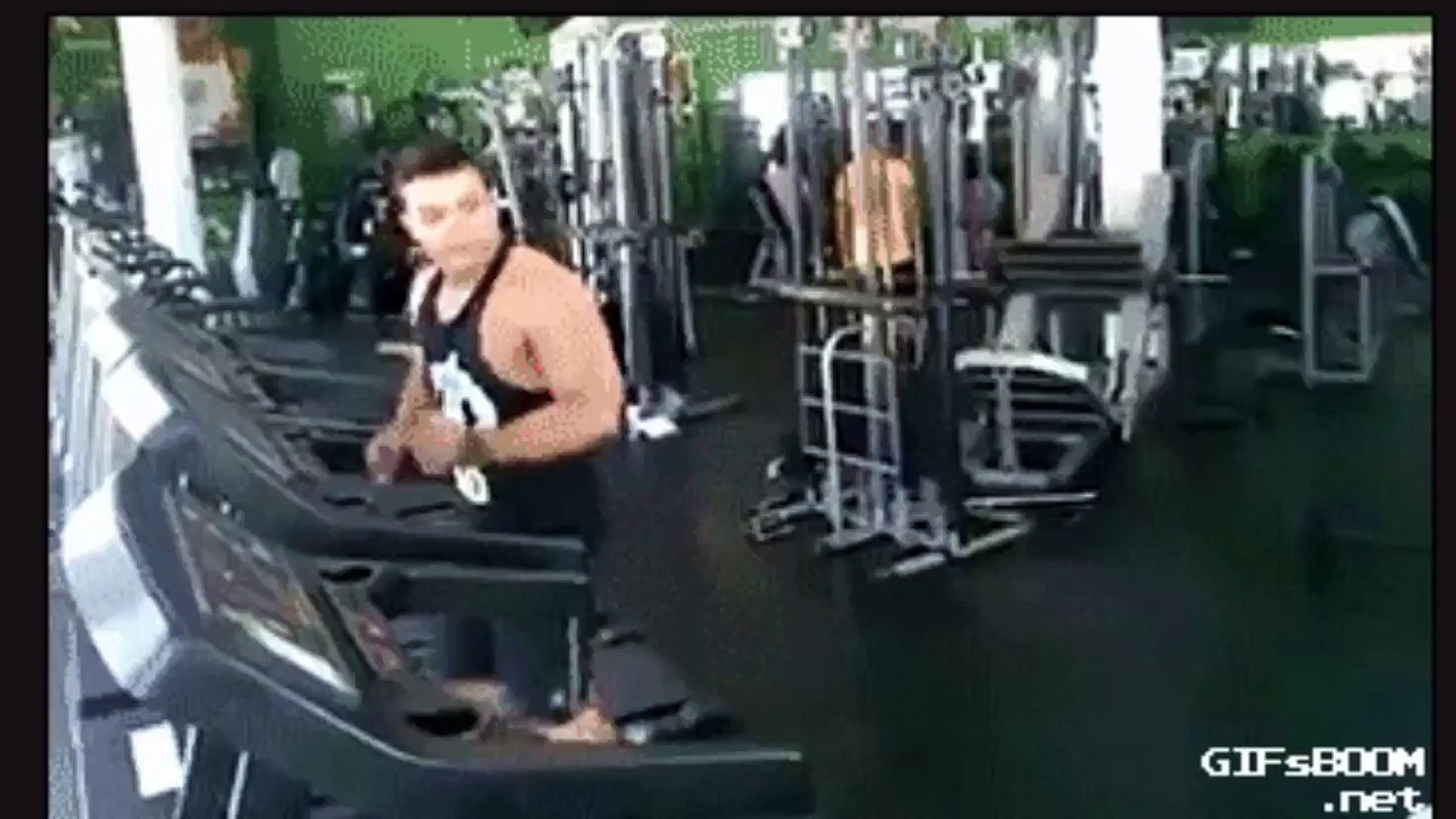 Fun things to do at the gym