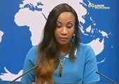 Lapsus : François Hollande a quitté Valérie Rottweiler selon Gabon Television
