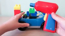 Cars 2  Repair Battat car cars - toys cars part 1 pixar lego car funny video for kids PlayClayTV