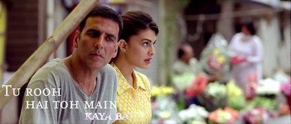 Sapna Jahan - Lyric Video - Brothers - Akshay Kumar - Jacqueline Fernandez
