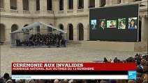 Hommage national - -Quand on a que l'amour- de Brel par Camelia Jordana, Yaël Naïm et Nolwenn Leroy - YouTube