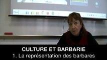 Culture et barbarie : 1. La représentation des barbares, Evelyne OLÉON