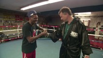"IR Interview Extra: Ricardo 'Padman' McGill For ""Creed"" [Warner Brothers]"