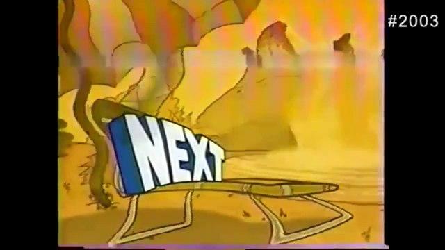 Cartoon Network Original Powerhouse Bumpers vs. 2003 Powerhouse Bumpers