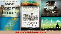 Download  Sothebys Bidding for Class PDF Online