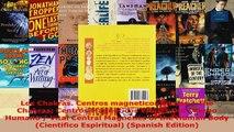 Download  Los Chakras Centros magneticos vitales  The Chakras Centros Magneticos Vitales Del PDF Online
