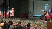 Régionales Marie Guite Dufay (PS) à Auxerre : voter c'est la liberté