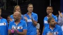 Highlights  Karolina Pliskova (CZE) v Maria Sharapova (RUS)