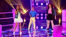 Camila, María y César cantaron América, América de J. Armenteros – LVK Col – Batallas – Cap 29 – T2