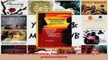 Download  Pronouncing dictionary of proper names  pronunciations for more than 28000 proper names EBooks Online