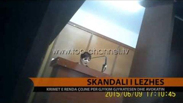 Dërgohet për gjykim dosja ndaj gjyqtares së Lezhës - Top Channel Albania - News - Lajme