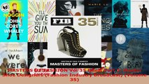 Download  MASTERS OF FASHION Vol 35 Heels Part 2 Master Shoe Designers Fashion Industry Broadcast EBooks Online