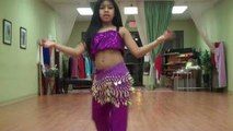 Majestic Belly Dancing - Little Advanced Belly Dancer from Majestic Belly Dancing
