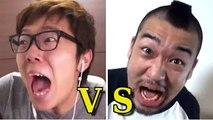 ヒカキンVSシバターの発狂対決!!どっちの勝ち!?