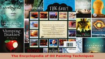 Read  The Encyclopedia of Oil Painting Techniques PDF Online