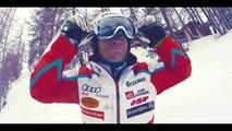 Ski: une course-poursuite de fou à travers la station de La Plagne