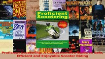 PDF Download  Proficient Scootering A Comprehensive Guide to Safe Efficient and Enjoyable Scooter Read Online