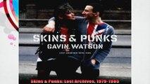 Skins  Punks Lost Archives 19791985
