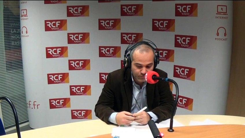"""Grégoire Moreau: """"Vos dons financent des choses concrètes"""""""