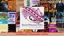 Download  Ana ole Polynesian Tattoo Modern interpretations of traditional Polynesian tattoo Ebook Free