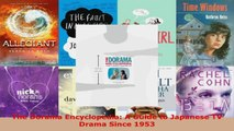 Read  The Dorama Encyclopedia A Guide to Japanese TV Drama Since 1953 Ebook Free