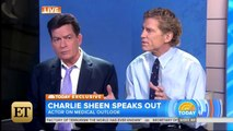 Charlie Sheen Confesses Hes HIV Positive On Today Show