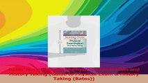 Bates Nursing Guide to Physical Examination and History Taking Guide to Physical Exam  PDF
