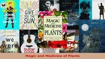 Download  Magic and Medicine of Plants PDF Online