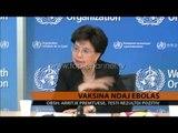 Zbulohet vaksina kundër Ebolës - Top Channel Albania - News - Lajme
