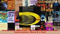 Read  Ready Aim Improvise Exploring the Basics of Jazz Improvisation Book  2 CDs Ebook Online