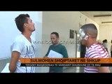 Maqedoni, rifillojnë rrahjet e shqiptarëve në Shkup - Top Channel Albania - News - Lajme